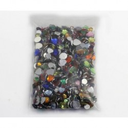 Round and Heart Large Gem Pack Multicolor