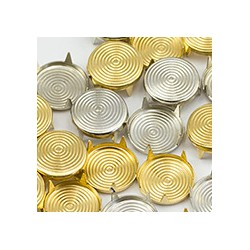 Target Nailheads 4 Prongs Size 40 9mm 100 Pcs