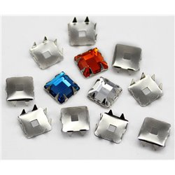 Square Tiffany Settings 12mm