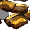 Brown Topaz H131