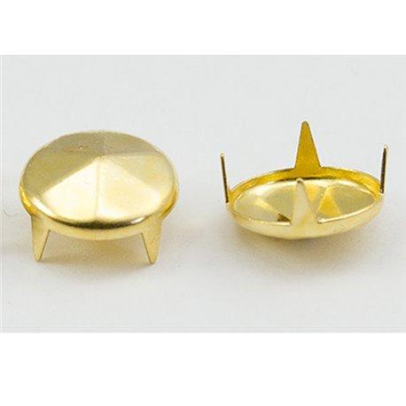 Diamond Nailheads 4 Prongs Size 20 5mm