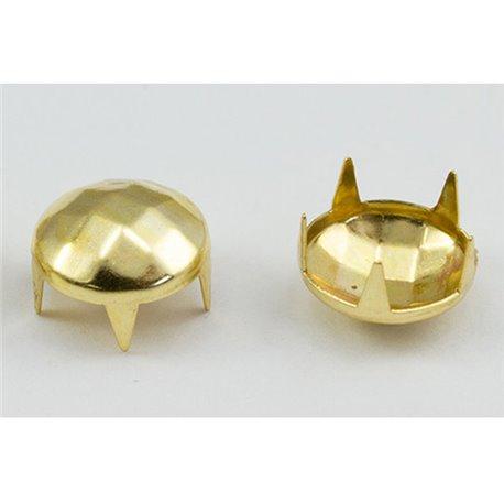 Box Diamond Nailheads 4 Prongs Size 30 6mm
