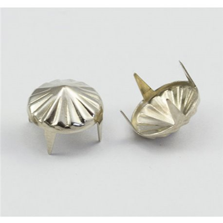 Cone Nailheads 4 Prongs Size 40 9mm