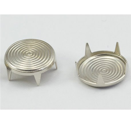 Target Nailheads 4 Griffes Taille 60 12mm