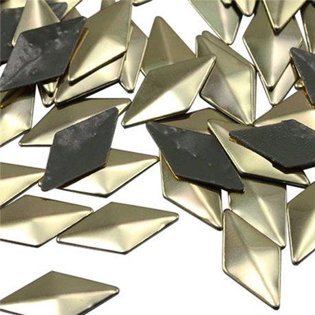 Hotfix Diamond Studs 10x5mm 100 Pcs