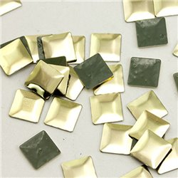 Hotfix Square Nailheads 7mm 100 Pcs