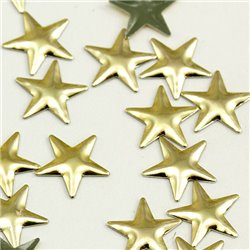 Hotfix Star Nailheads 10mm 100 Pcs