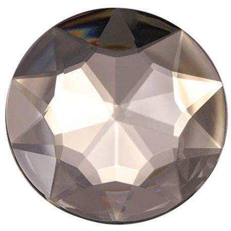 """Giant Gems Round Flat Back 50mm / 2"""" 4 Pcs"""