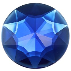 "Self Adhesive Extra Large Gems FB 43mm / 1-11/16"" 2 Pcs"