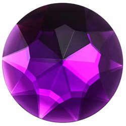 "Self Adhesive Extra Large Gems FB 50mm / 2"" 2 Pcs"