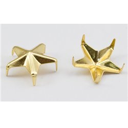 "STAR BEDAZZLER STUDS Size 40 3/8"" 8mm 100 Pcs"