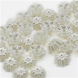 10mm Pearl Flowers 30 Pcs