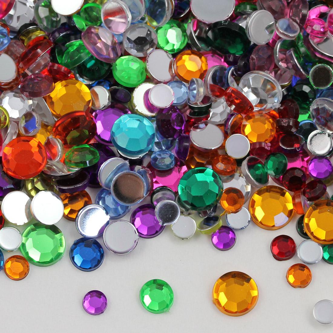 acrylic rhinestones in bulk