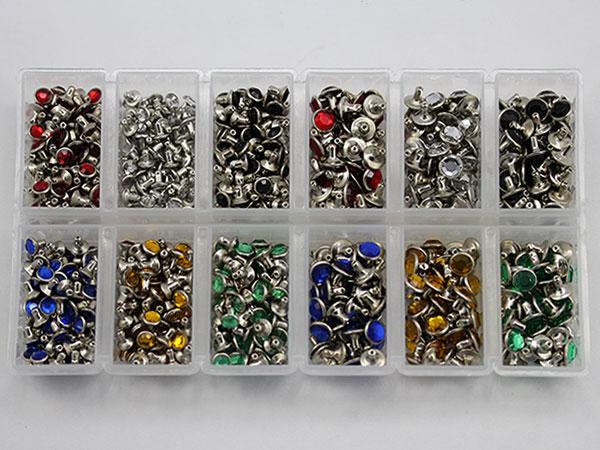 rhinestone rivets setter kit embelish tool handpress allstarco