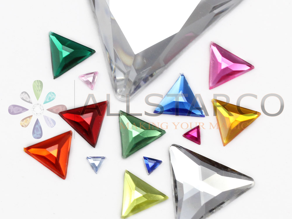 allstarco diamond flat back rhinestones