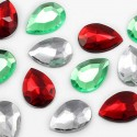 Teardrop Gems