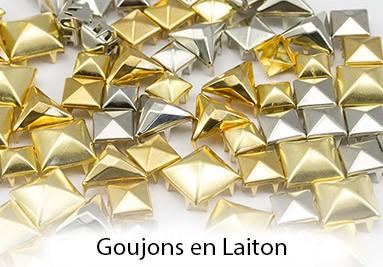 Goujons En Laiton