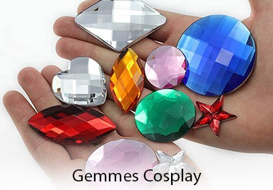 Large Gemmes De Cosplay