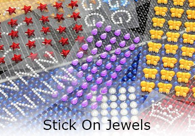Stick On Jewels